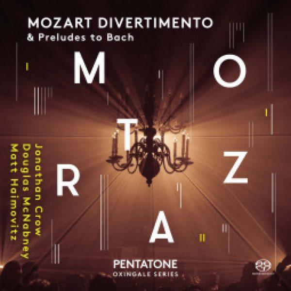 Divertimento & Preludes to Bach