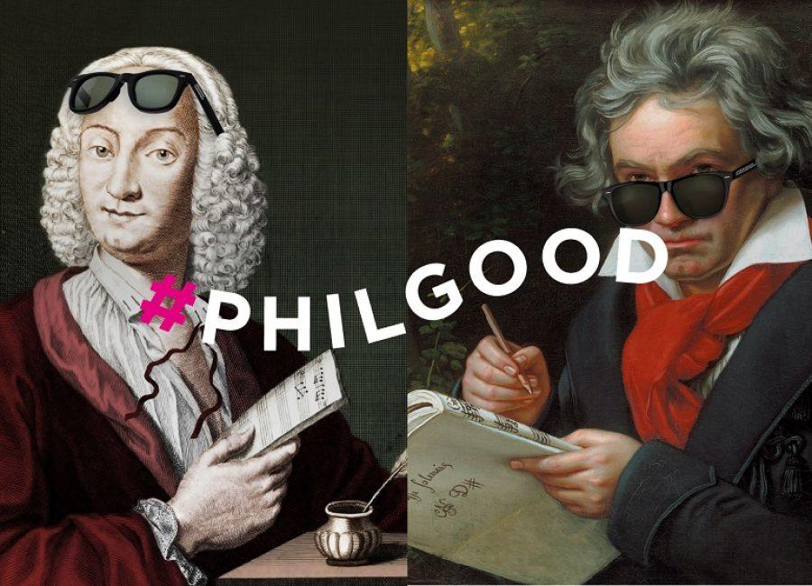 Philharmonie zuidnederland: The future is looking #philgood