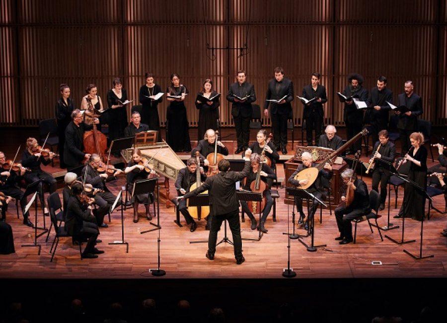 Nederlandse Bachvereniging. Foto: Eduardus Lee